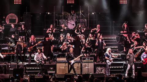 Rock Meets Classic Tour 2018