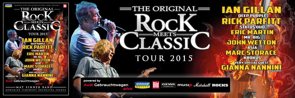 Rock Meets Classic Tour 2015